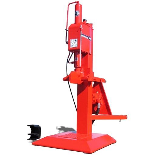 Astilladora Vertical de Tractor