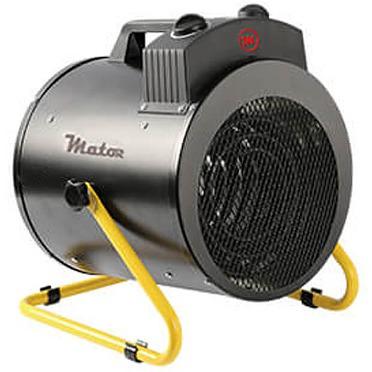 Calefactor eléctrico Mator BGP 9