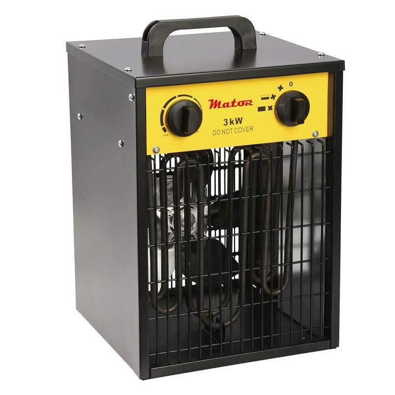 Calefactor eléctrico Mator IFH 03