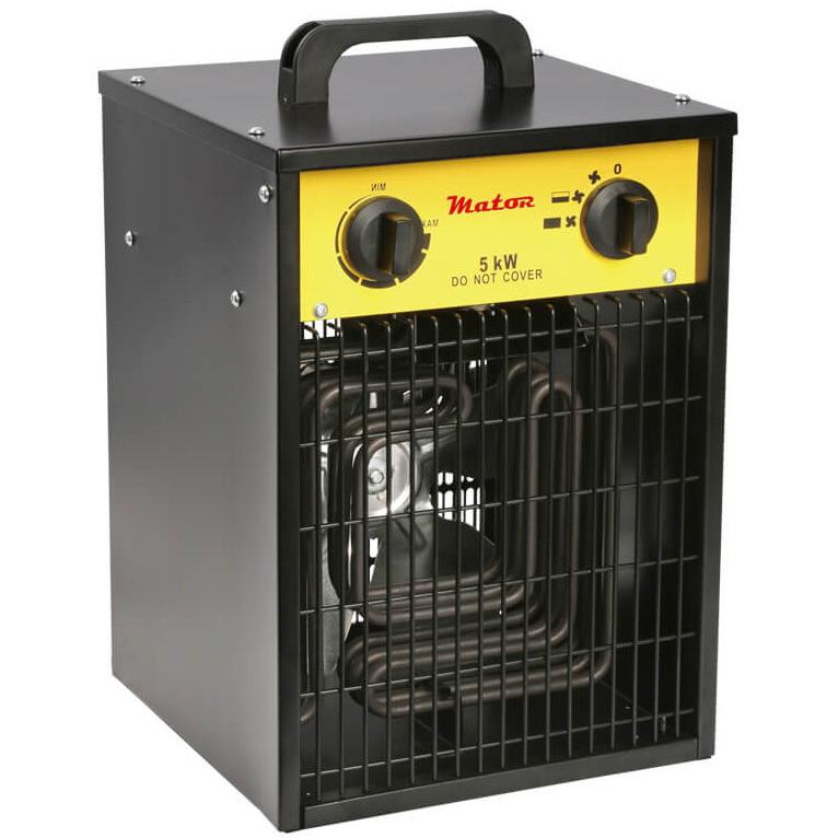 Calefactor eléctrico industrial Mator IFH 05