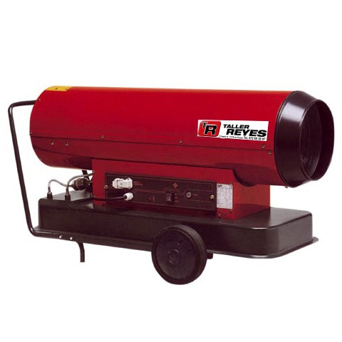 Calefactor Industrial Diesel (Alquiler)