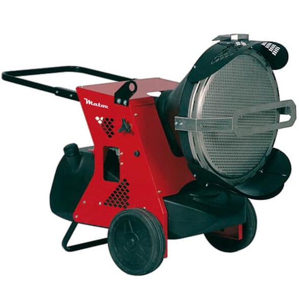 Calefactor infrarrojos Mator FIRE 45 1 Speed