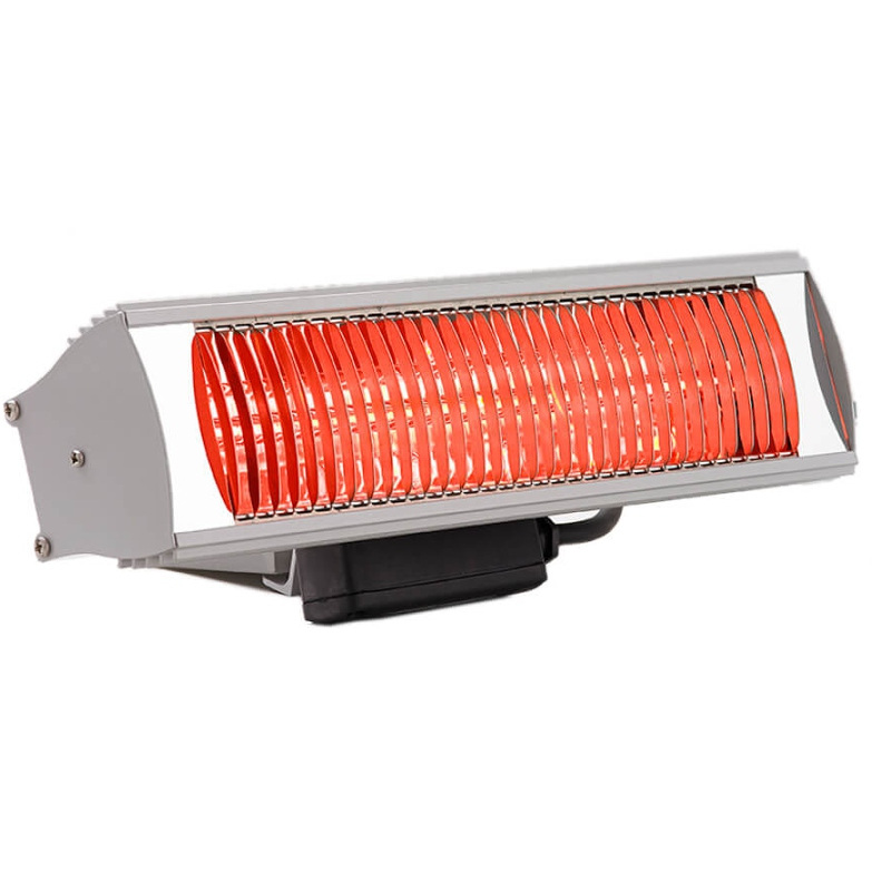 Calefactor lámpara de cuarzo Mator Algarve - Barato, para terrazas de bares