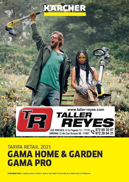 Catálogo Home & Garden KÄRCHER 2021