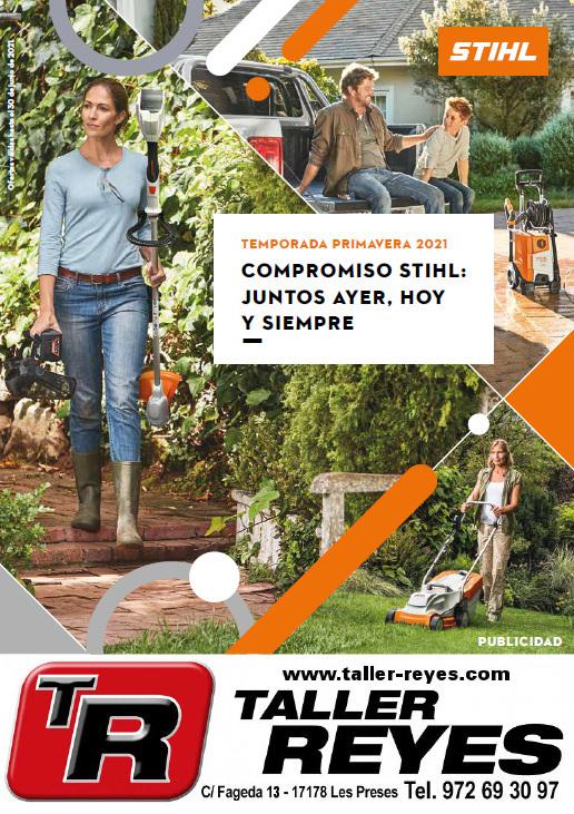 Catálogo Ofertas Primavera-Verano STIHL 2021