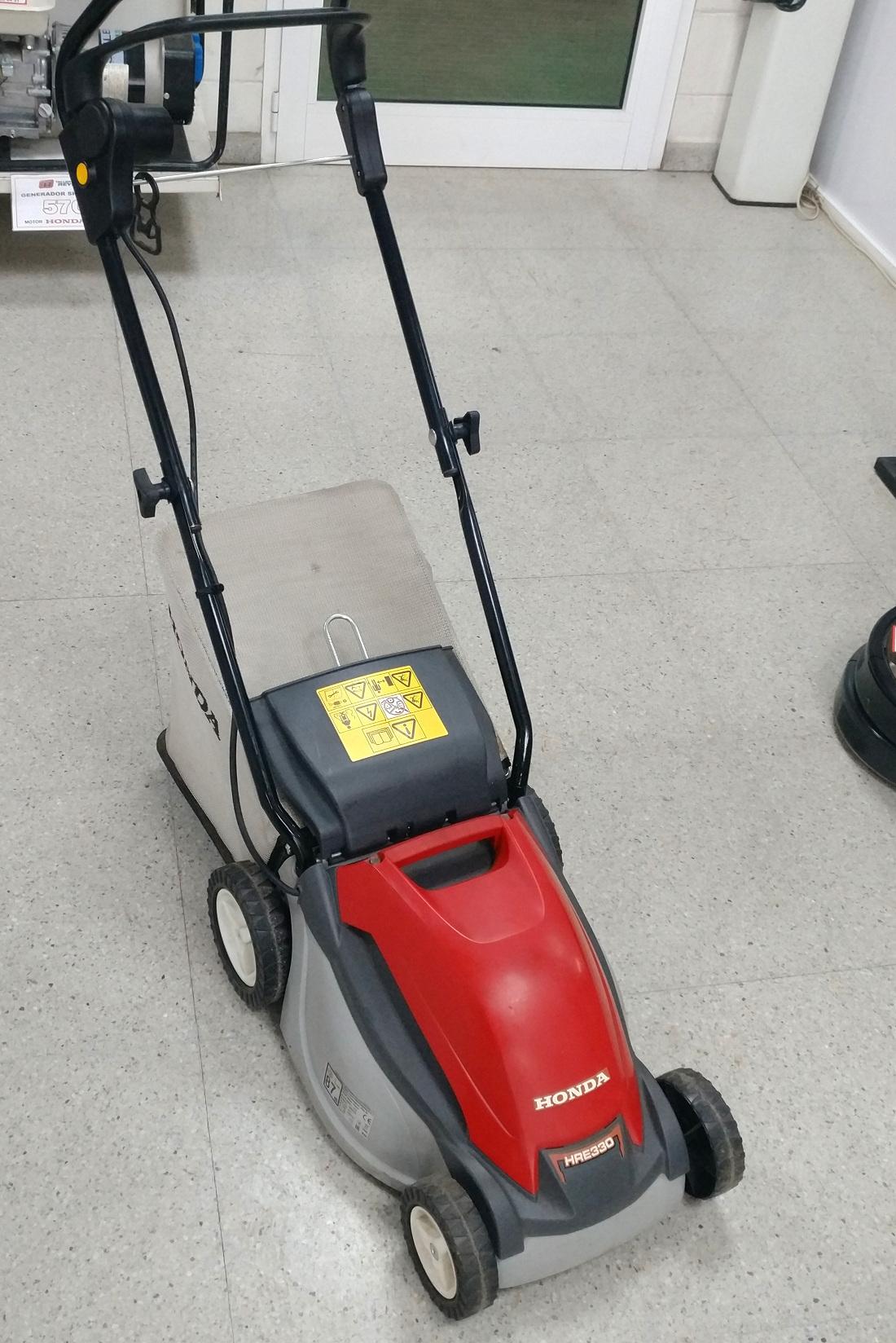 Cortacésped eléctrico Honda HRE 330 (Reacondicionado)