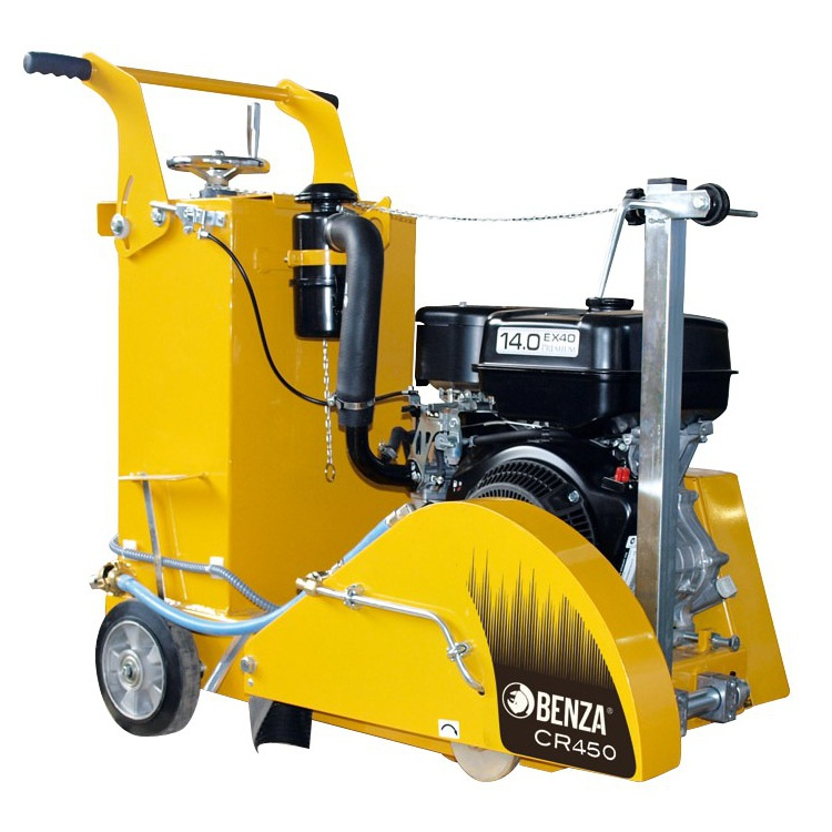Cortadora de disco de asfalto y cemento Benza CR450