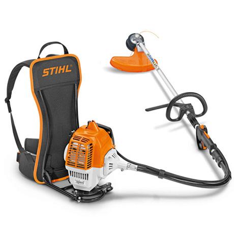 Desbrozadora de mochila Stihl FR 235