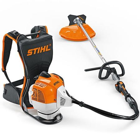 Desbrozadora de mochila Stihl FR 460 TC-EFM