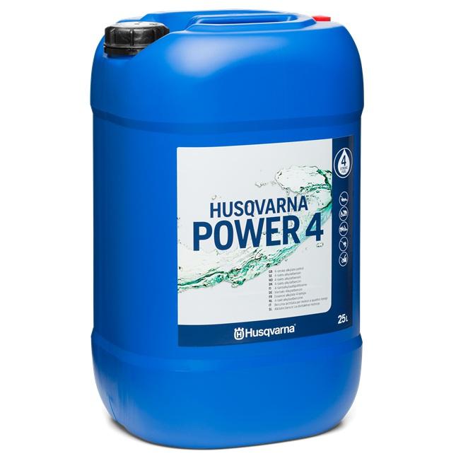 Gasolina mezcla Husqvarna XP Power 4 tiempos