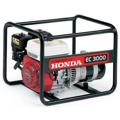 Generador Honda 2500 W Alquiler