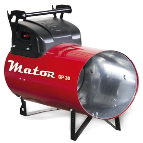 Generador aire caliente a gas Mator GP30M