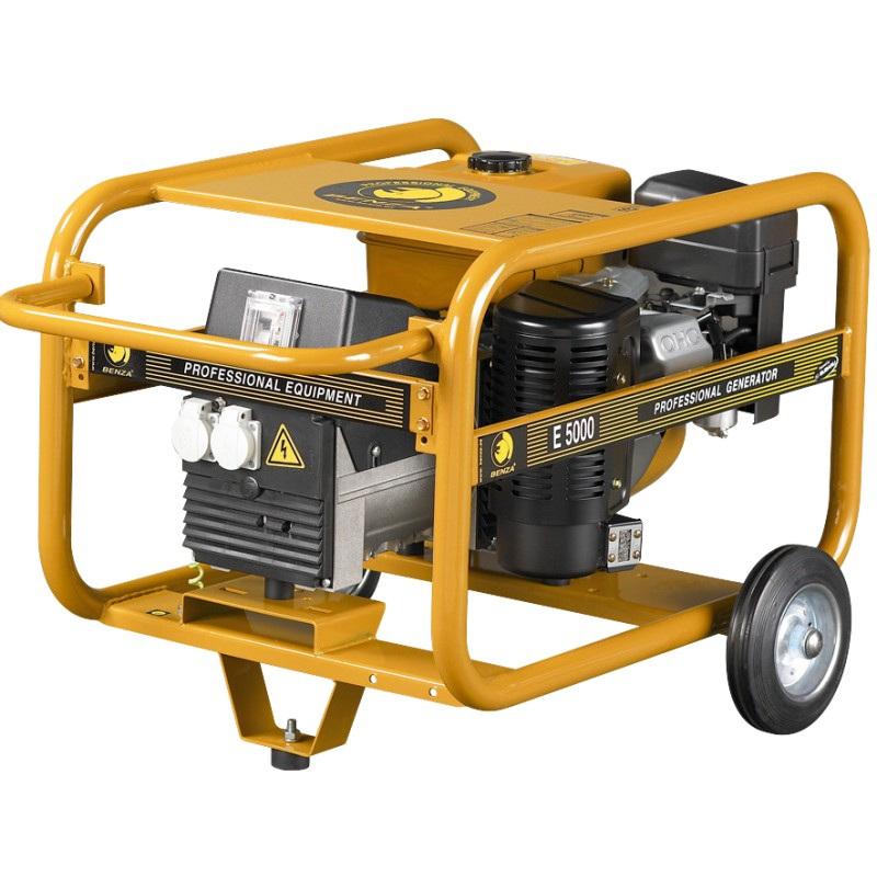 Generador barato Benza E5000