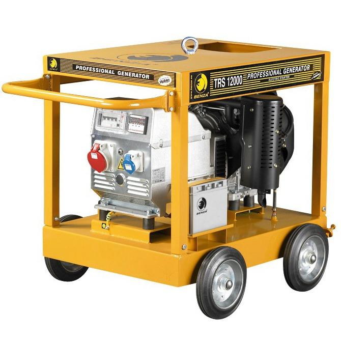 Generador Benza TRS12000 trifásico