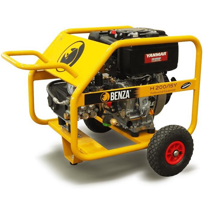 Hidrolimpiadora Benza 200/15 Y Diesel