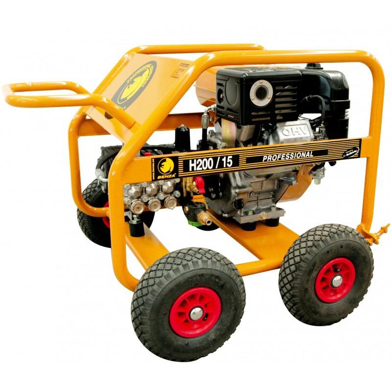 Hidrolimpiadora Benza 200/15 4R gasolina