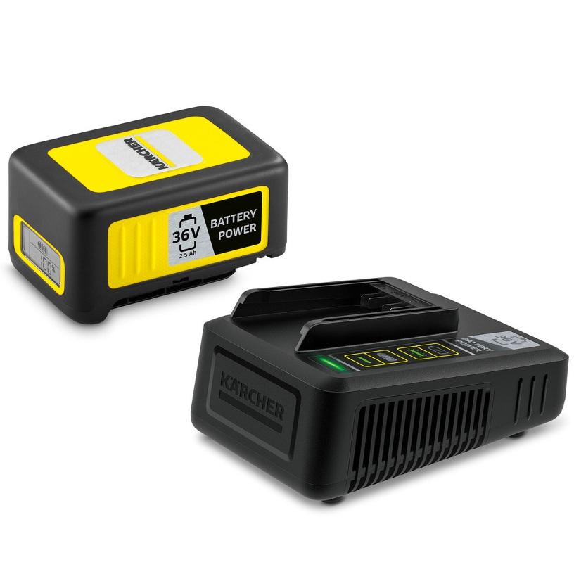 Kärcher Starter Kit Battery Power 36 V 2,5 Ah - Batería y cargador