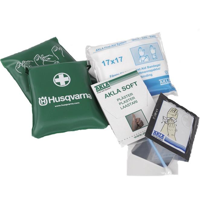 Kit de primeros auxilios Husqvarna