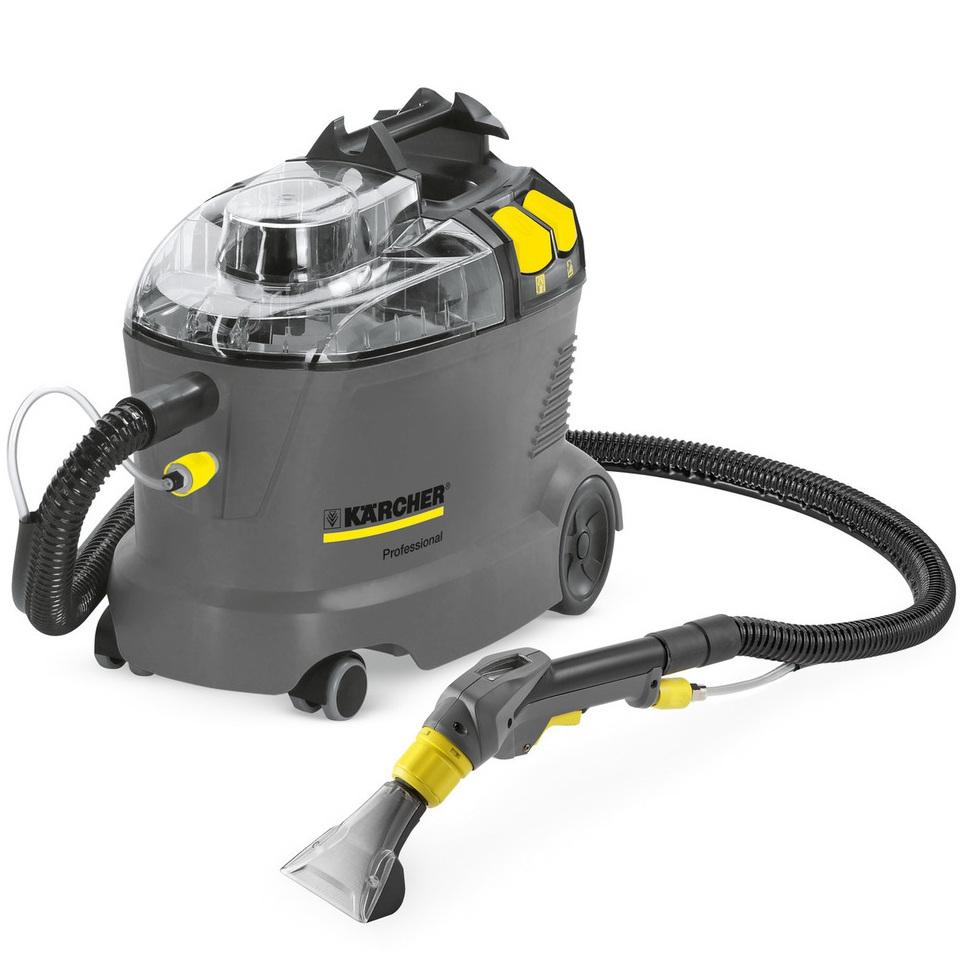 Limpiadora vapor Kärcher Puzzi 8/1 C