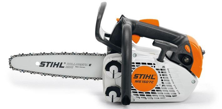 Motosierra Stihl con limador automático (Alquiler)