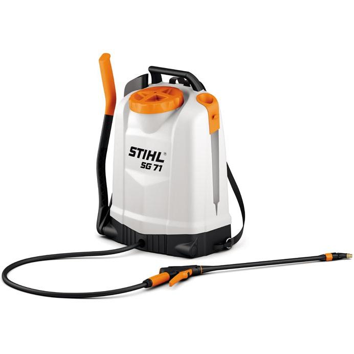 Pulverizador de mochila Stihl SG 71 profesional
