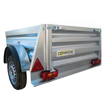 Remolque carga Comanche Industrial 150