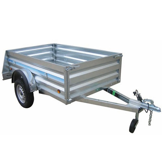 Remolque carga Comanche Industrial 2100
