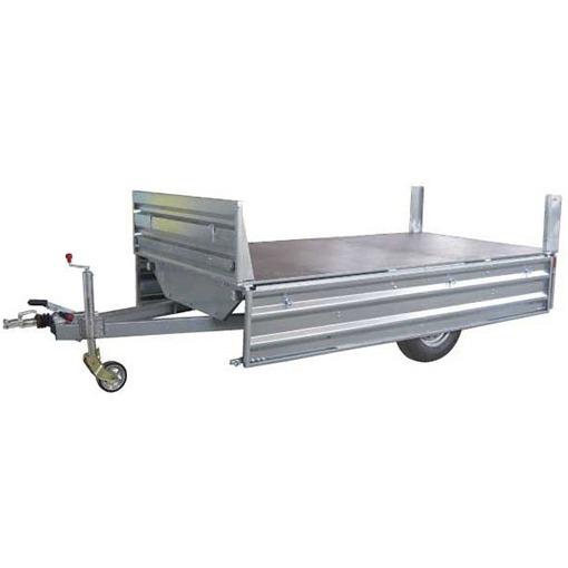 Remolque carga Comanche Paletizable 3100/F