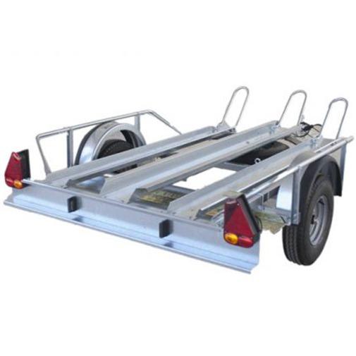 Remolque Comanche Motos III Sprint