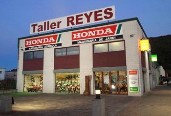 Taller Reyes Les Preses/Olot - Teléfono y datos