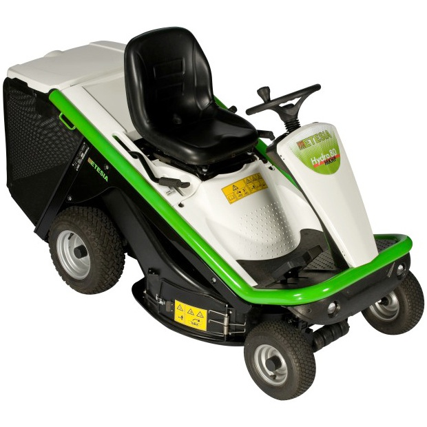 Tractor cortacésped Etesia Hydro 80 MKHP5