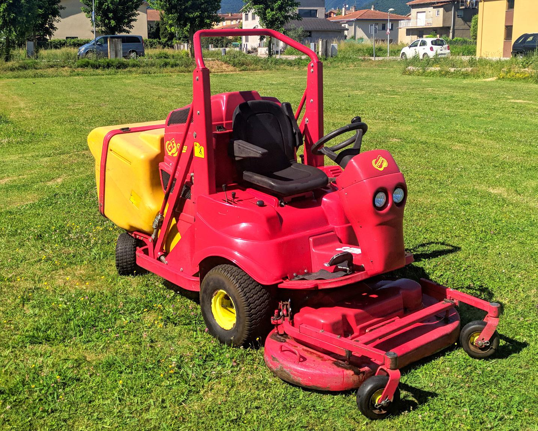 Tractor cortacésped Gianni Ferrari TG200 Diesel (Ocasión)
