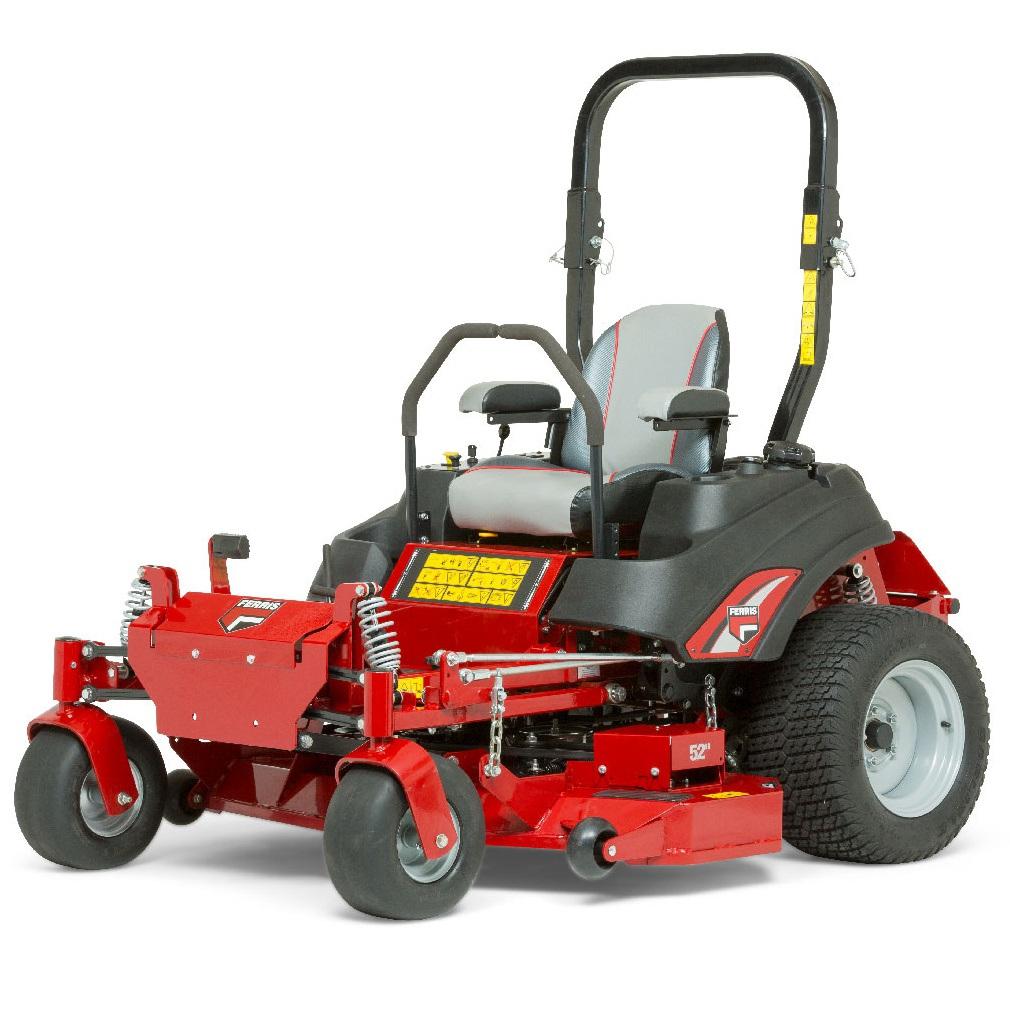 [Alquiler] Tractor cortacésped giro cero Ferris ISX800