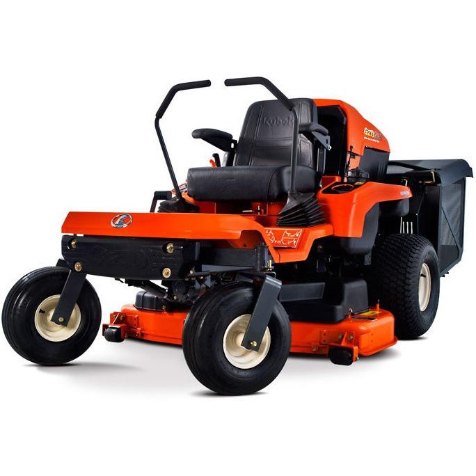 Tractor cortacésped giro cero Kubota GZD21 Diesel (Ocasión)