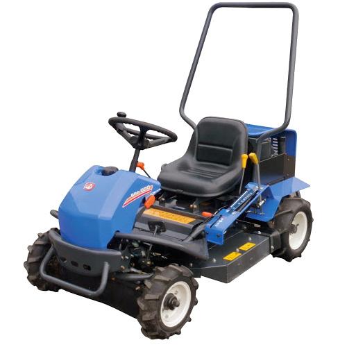 Tractor desbrozador Iseki SRA800
