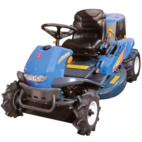 Tractor desbrozador Iseki SRA950